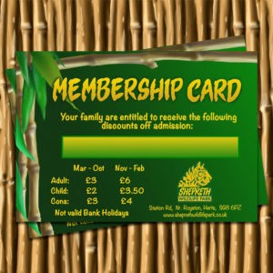 Tickets, Passes & Membership